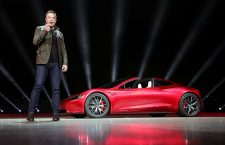 Tesla Unveils the Semi Truck and Roadster.