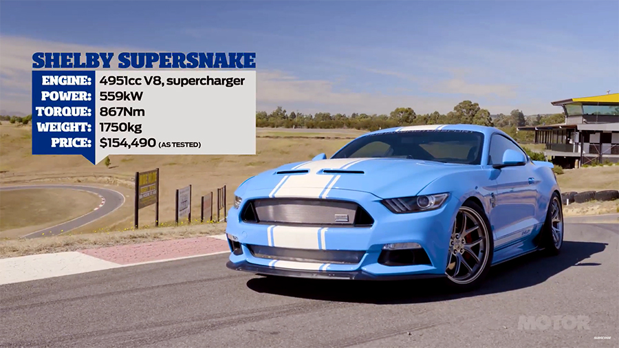 anniversary shelby supersnake review autobabes
