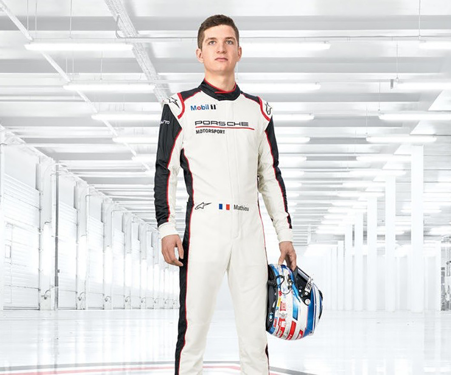 Laurens Vanthoor, Driver
