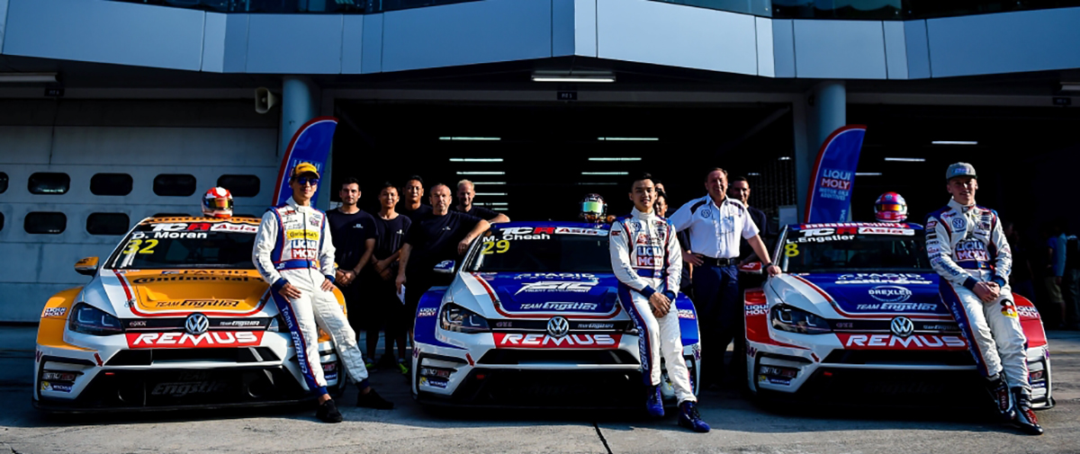 TCR Asia Team 2018