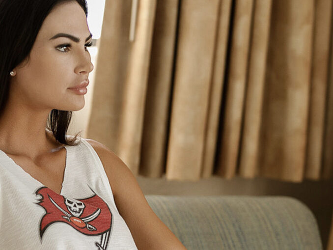 Go the Tampa Bay Buccaneers with Katelyn Runck